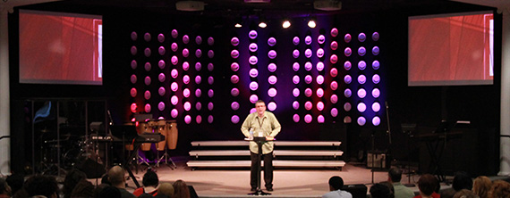 Church Stage Designs Made Simple - Wayne Hedlund
